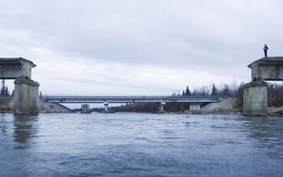 V Rusku niekto ukradol most, kovová konštrukcia s hmotnosťou 56 ton len tak zmizla
