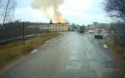 V Rusku vybouchla továrna na výrobu střelného prachu. Zemřelo 16 lidí