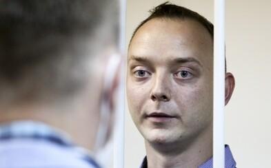 V Rusku zatkli údajného špiona, který měl donášet českým tajným službám. Hrozí mu dvacetiletý trest za vlastizradu