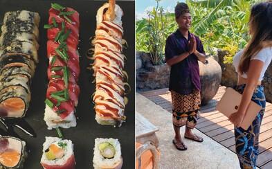 V Samurai Sushi sa nám nemenil kolektív už skoro 6 rokov. Ako sa darí Zuzane riadiť hektický podnik z Bali?