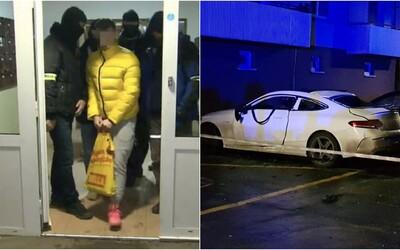 V Seredi vraj vládnu drogy, pri vybavovaní účtov vybuchol Mercedes . Za posledný týždeň v meste zadržali údajného bossa mafie