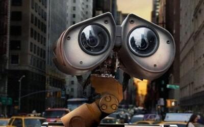 V seriáli Disney+ sa nič netušiaci ľudia stretnú s obľúbenými postavičkami od Pixaru. Čo robí WALL-E v uliciach New Yorku?