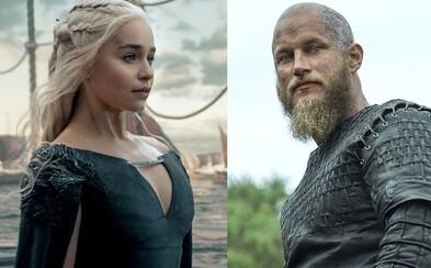 V seriáloch Game of Thrones a Vikingovia bojovali aj lode českej výroby. Čím všetkým sa vyznačoval proces ich zložitej výroby?