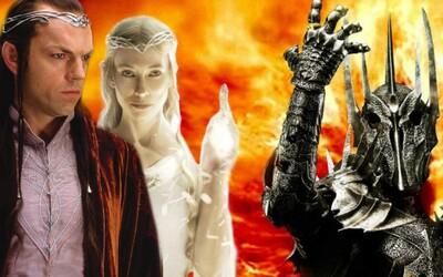 V seriálovom Pánovi prsteňov sa má objaviť Galadriel, Sauron aj Elrond
