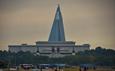 V Severní Koreji se nachází největší opuštěná budova na světě. Pozoruhodný hotel je již celá desetiletí bez života