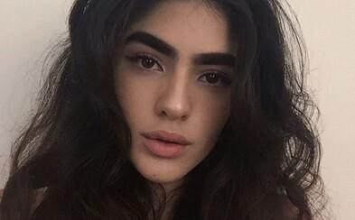 Ve škole ji šikanovali za husté obočí a nyní získala modelingový kontrakt. Portoričanka Natalia má své kouzlo