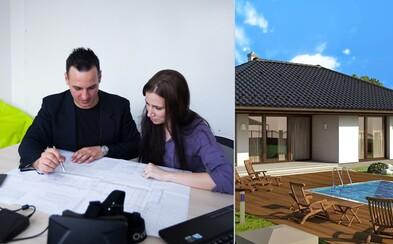 V slovenskom dizajnérskom štúdiu sa môžete po svojom vysnívanom dome prechádzať ešte pred jeho realizáciou (Rozhovor)