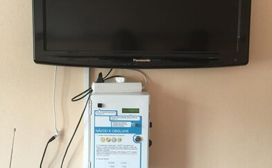 V slovenskom liečebnom ústave musia pacienti platiť za TV. 6 hodín sledovania vás vyjde na 2 eurá