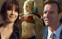 V sólovke Harley Quinn si zahrá hviezda Farga a záporáka možno stvárni Ewan McGregor či Sharlto Copley