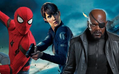 V Spider-Man: Far From Home uvidíme aj Nicka Furyho v podaní Samuela L. Jacksona a Mariu Hill