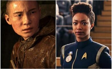 V seriálu Star Trek: Discovery uvidíme první transgender herce. Roli dostal i herec z The Last of Us 2