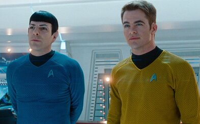 V Star Treku 4 si zrejme znova zahrajú Chris Pine a Zachary Quinto ako kapitán Kirk a Spock