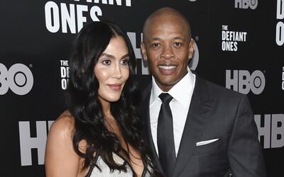 V stávke je 1 miliarda dolárov. Dr. Dre sa rozvádza s manželkou, ktorej sa nepozdáva predmanželská zmluva