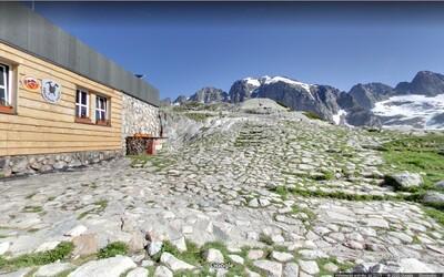 V Street View od Google Maps po novom nájdeš aj tatranské chaty