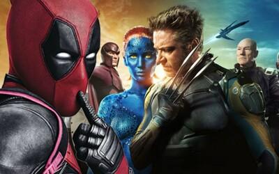 V štúdiu Fox plánovali epickú tímovku X-Men, Deadpoola a Fantastic Four