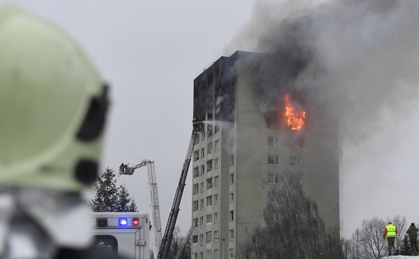 V souvislosti s explozí plynu v Prešově zadrželi a obvinili další osoby, hrozí jim doživotí za mřížemi