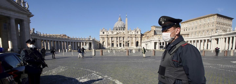 V Itálii se ze dne na den koronavirem nakazilo téměř 3 500 lidí. 175 jich zemřelo