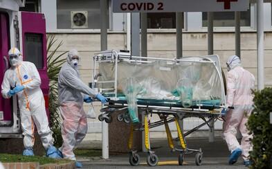 V Taliansku za jeden deň zomrelo na koronavírus až 475 ľudí. Ide o najvyšší počet obetí za 24 hodín