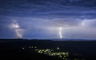 V Tatrách zasiahol blesk turistov, silná búrka si zrejme vyžiadala aj niekoľko mŕtvych