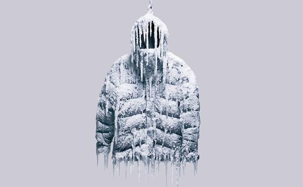 V tejto bunde prekonáš aj teploty pod -40 ºC, problém jej nerobí ani čepeľ noža