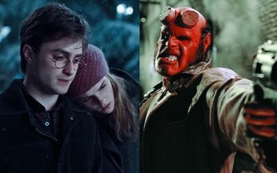 V telke pobeží začiatok vyvrcholenia ságy Harryho Pottera aj obľúbený pekelník Hellboy