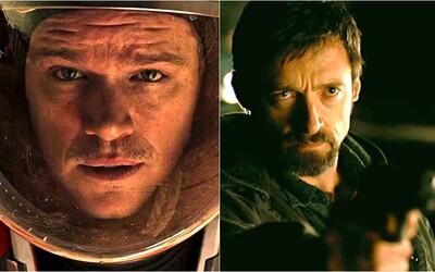 V telke si budeš môcť vychutnať Marťana s Mattom Damonom aj mrazivý thriller Prisoners