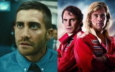 V telke si budeš môcť vychutnať sci-fi Zdrojový kód s Jakeom Gyllenhaalom či strhujúcu biografiu Rivali