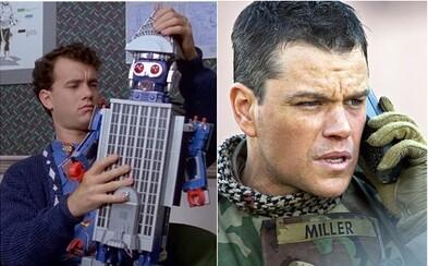 V telke uvidíš skvelého Toma Hanksa v komédii Veľký či akčný thriller Zelená zóna s Mattom Damonom