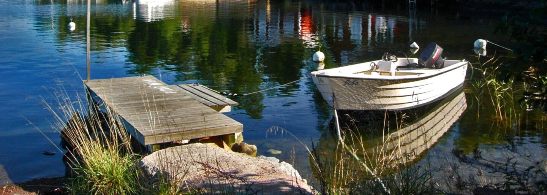 V této nádherné skandinávské chatě se můžeš ubytovat i ty