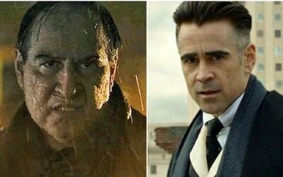 V traileri pre Batmana sa ukázal aj Colin Farrell a jeho Penguin. Nikto ho však vďaka geniálnemu mejkapu nespoznal