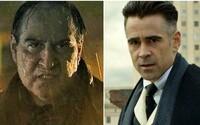 V traileru pro Batmana se ukázal i Colin Farrell a jeho Penquin. Nikdo ho však díky geniálnímu make-upu nepoznal