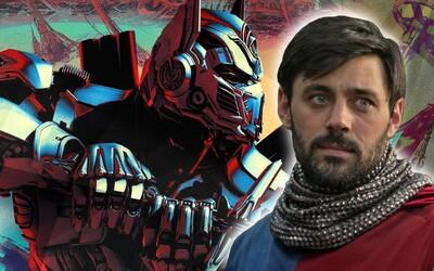 V Transformers 5 sa objaví samotný kráľ Artuš! Stvárni ho herec Liam Garrigan zo seriálu Once Upon a Time