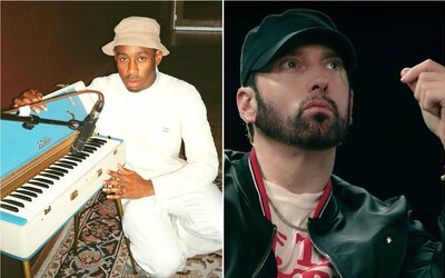 V tretej časti rozhovoru Eminem vysvetľuje homofóbne vyjadrenia na adresu Tylera, the Creatora