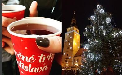 V Trnave aj Žiline zakázali na vianočných trhoch jednorazové plasty