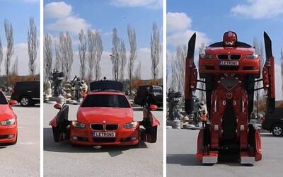 V Turecku zostrojili fungujúceho Transformera. Ak by si veľmi chcel, dokážeš si s ním aj zajazdiť