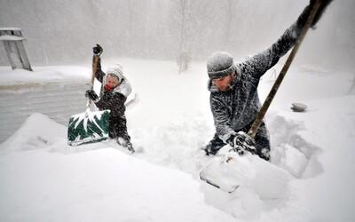 V týdnu napadne přes půl metru sněhu