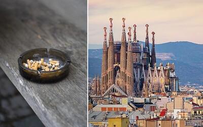 V uliciach Barcelony sa od budúceho roka zrejme nebude môcť fajčiť