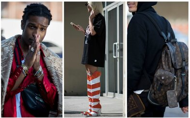 V uliciach prevláda streetwear nad eleganciou aj počas najprestížnejších módnych udalostí roka