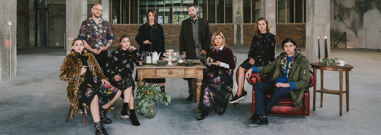 V unikátnych priestoroch sa odohral slovenský photoshoot dizajnérskej kolekcie Erdem pre H&M a Refresher bol pritom (Reportáž)