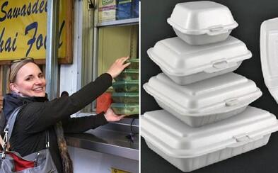 V USA chcú skoncovať s jednorázovými plastovými obalmi na jedlo. Vďaka projektu plného ekológie už nezanecháš po jedle žiaden odpad