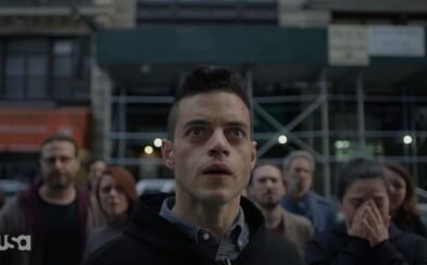 V USA zavládne anarchia a zastaviť ju môže jedine človek, ktorý ju spustil. 3. séria Mr. Robot bude poriadne temná a tajomná