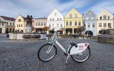 V Žiline pribudne bikesharing! Na 120 bicykloch sa prevezieš zadarmo