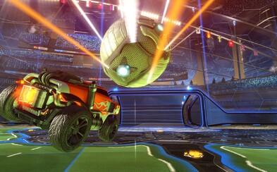 V životě bychom neřekli, že může být fotbal s autíčky až natolik zábavný a šílený zároveň