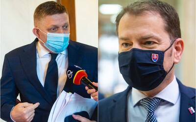 Vakcíny z iných štátov Matovič na letisku nevítal. Premiéra za Sputnik kritizujú vlastní, no chvália ho Fico s Dankom