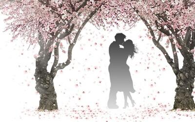 Valentýn po Česku aneb proč se Češi prvního máje líbají pod rozkvetlou třešní