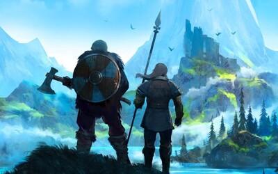 Valheim je na Steame 5. najhranejšou hrou v histórii. Vikinské dobrodružstvo si naraz zapína viac ako pol milióna hráčov