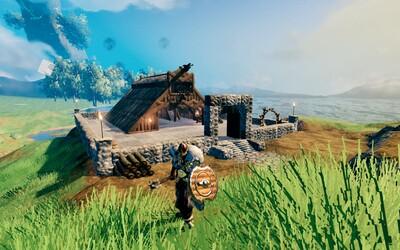 Valheim je nový Fortnite. Multiplayerová survival hra v nórskom prostredí ohúrila milióny hráčov
