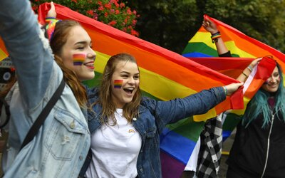 Vallo o Dúhovom Pride: Chcem sa zastať tých, ktorí sa cítia oprávnene ohrození