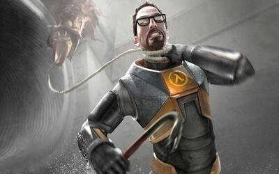 Valve a Gaben pracujú na mnohých herných projektoch. Potvrdené sú aj filmy Half-Life a Portal!