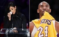 Vanessa Bryant prezradila, prečo zablokovala fanúšikovské stránky zosnulého manžela Kobeho a dcéry Gigi na Instagrame